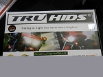 TRU HIDS dual lights for roadglide