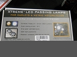 HI-Powered LEDS - Harley Passing XTREME LED 4.5
