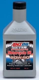 Oil service with amsoil products